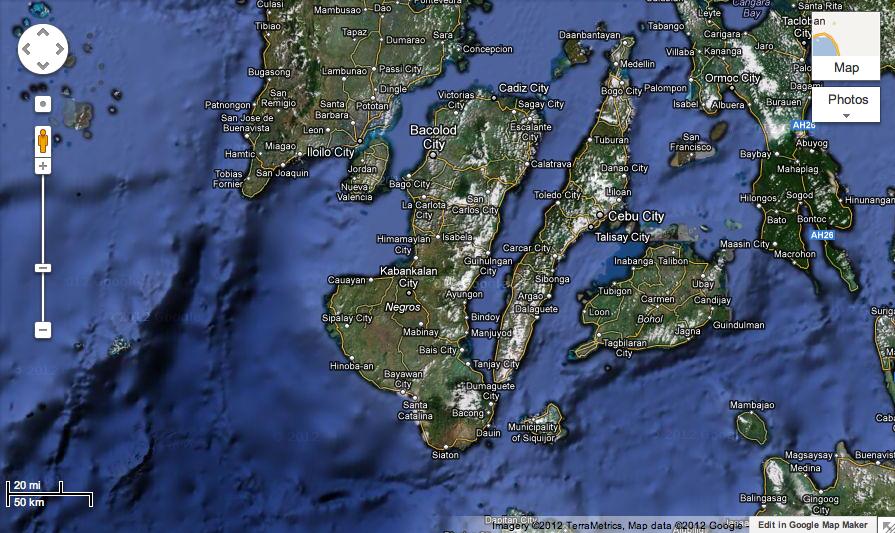 philippine map maker editors | RepúblicaNegrénse.com